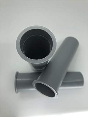 Pool Fence Deck Sleeve (Gray)