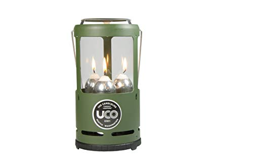 UCO Candlelier Candle Lantern Green