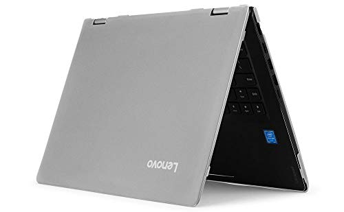 """mCover Hard Shell Case for 15.6"""" Lenovo Yoga C740 (15) Series 2-in-1 Laptop (NOT Fitting Other Lenovo laptops) (Yoga_C740_15 Clear)"""