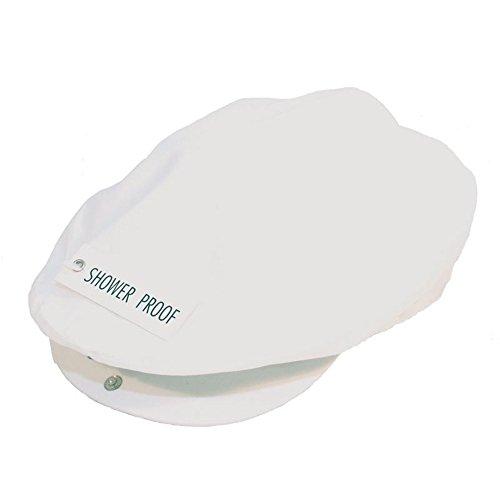 The Express Hats - Casquette souple - Homme - Blanc - Blanc - moyen