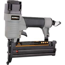 Fantastic Deal! NuMax 2-In-1 Brad Nailer S2-118G2, 18 Gauge, 100 Nails/Staples Magazine Capacity
