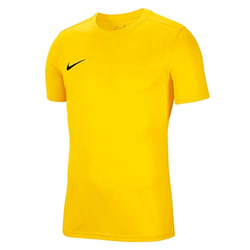 Nike Kinder Park VII Jersey SS Trikot, Tour Yellow/(Black), XL