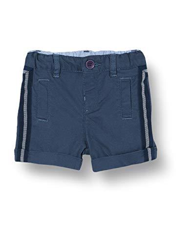 Chicco Baby-Jungen Pantaloncini Corti Bimbo Shorts, Blau (Blu 085), 68 (Herstellergröße: 068)