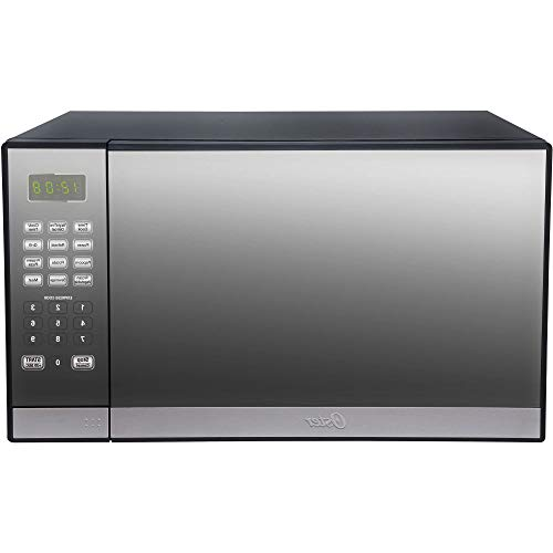 OKSLO 1.3 cu ft microwave oven with grill, mirror finish Model (7393-13290-6920-8925)