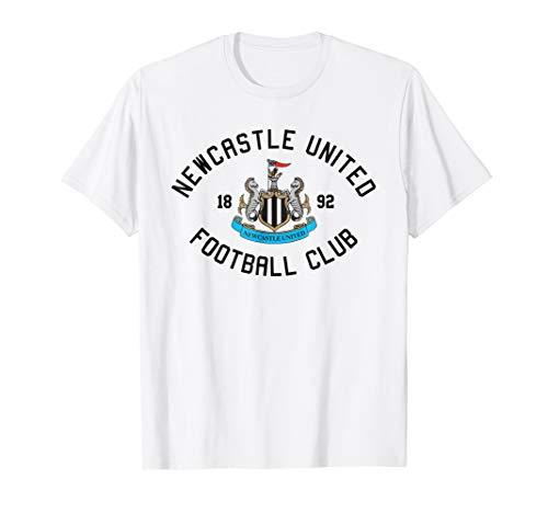 Newcastle United Football Club 1892 T-shirt White
