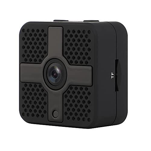 CHENPENG Mini cámara espía, cámara Oculta 150 ° HD 1080P, con detección de Movimiento por visión Nocturna, para Seguridad en el hogar y Exteriores