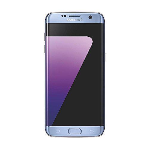 Samsung Galaxy S7 Edge Smartphone Portable débloqué 4G (Ecran: 5,5 Pouces - 32 Go - Nano-SIM - Android 6.0) Bleu