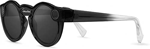 Spectacles 2 (Onyx Eclipse) - HD Camera Sunglasses Made for Snapchat
