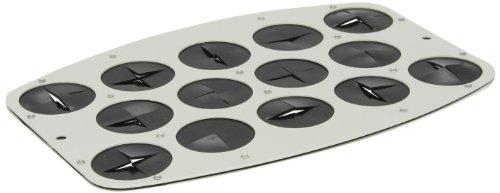 Grant Instruments PRS-14 Plattform optional für 14 Röhren, 50 ml