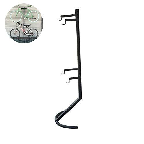 D28JD Portabicicletas Brazo de Bicicleta para Centro Comercial, Sala de Estar, Garaje...