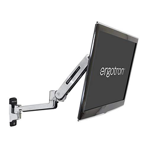 Ergotron 45-353-026 - Soporte para Monitor, Acero Inoxidable