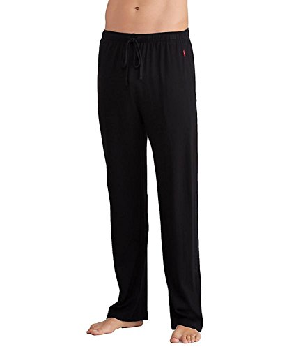 Polo Ralph Lauren Supreme Comfort Knit Pajama Pants Polo Black