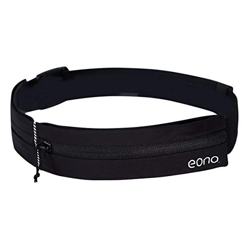 Eono by Amazon - Water Resistant Running Waist Pack with Adjustable Elastic...