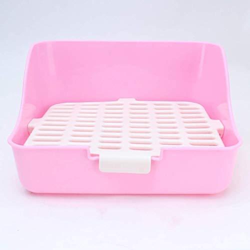 ZXL Zandbak voor katten, kattenbak, eenvoudig voor huisdieren, Nederlands varken, konijnen, egels, accessoires voor huisdieren, grote training voor platte huisdieren, zout