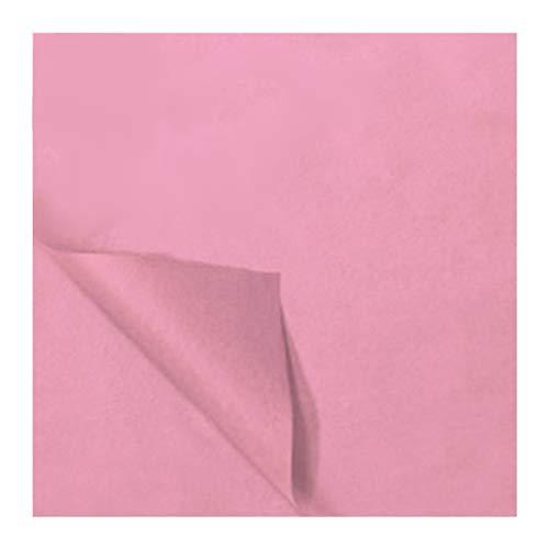 Haza Rollo original de papel seda 50 X 70 cm salmón rosa