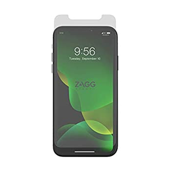 ZAGG InvisibleShield Glass+ Screen Protector – High-Definition Tempered Glass Made for Apple iPhone 11 – Impact & Scratch Protection