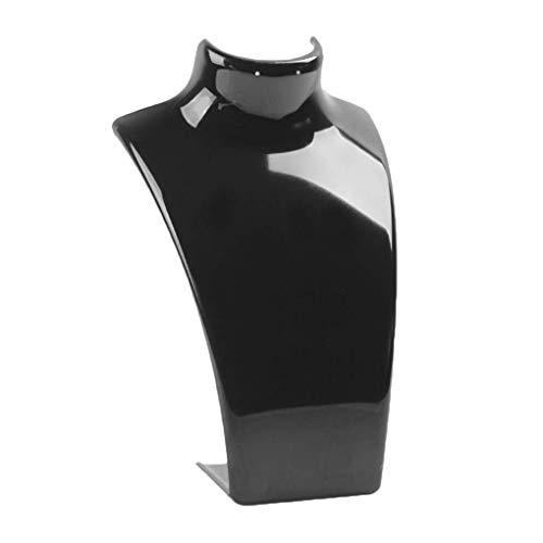 UBL PULABOAcrílico Joyería Collar Colgante Pendientes Maniquí Plástico Busto Exhibidor Soporte Organizador de Calidad Superior y Creativo