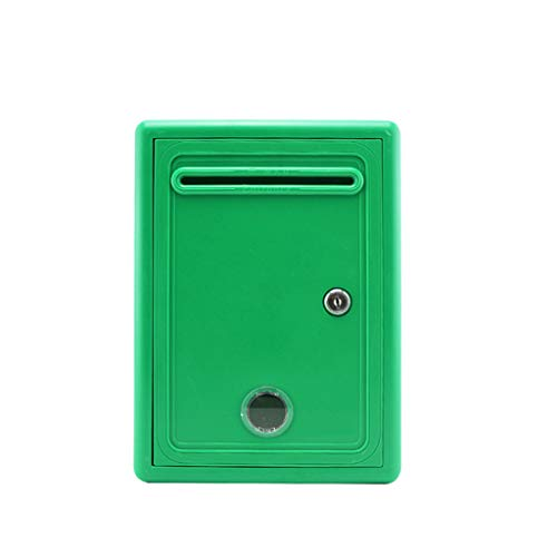 Postbus Kleur Gepersonaliseerde Plastic Suggestion Box Brievenbus Muur Met Lock Waterdichte Creative Letter Box
