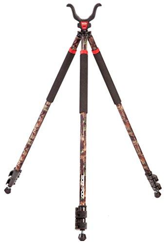 BOG-POD CLD-3 Shooting Camo Tall Tripod