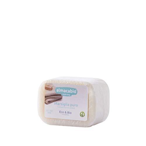 Jabón de Marsella puro en pastillas BIO - Almacabio - 250g