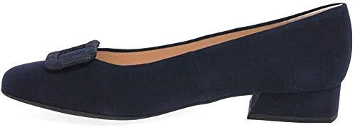 Peter Kaiser Zenda Womens Dress Shoes 40 EU 861. Notte Suede LUC