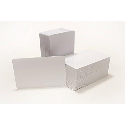 CR8030 500 . Qty CR80 30 Mil Graphic Quality PVC Cards