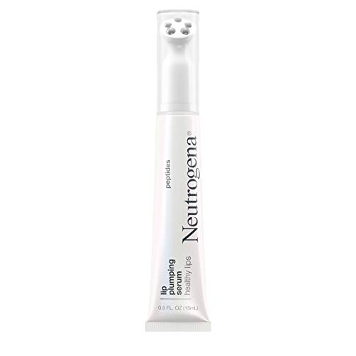 Neutrogena Healthy Lips Plumping Serum, Lip Enhancer with Peptides...