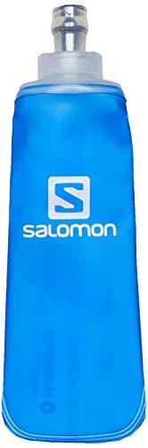 Salomon Soft Flask Botella de Agua Flexible,  Unisex Adulto,  Azul,  150 ml/5oz