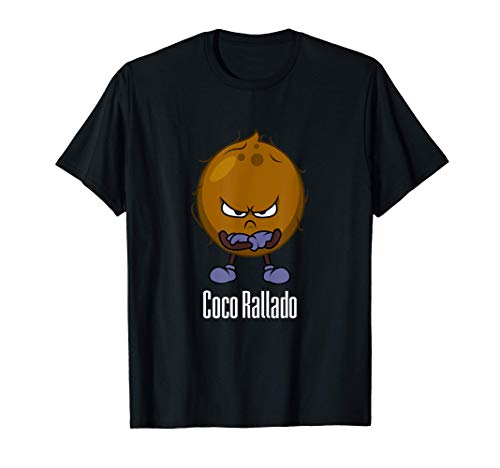 Coco Rallado diseños divertidos para regalo Camiseta