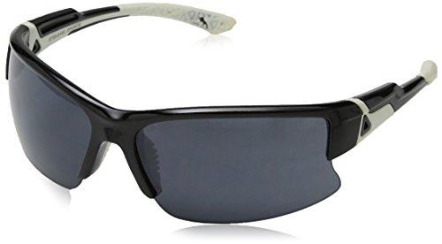 Eyelevel Pinnacle Lunettes De Sport, Noir - Noir (noir/blanc), taille unique Homme