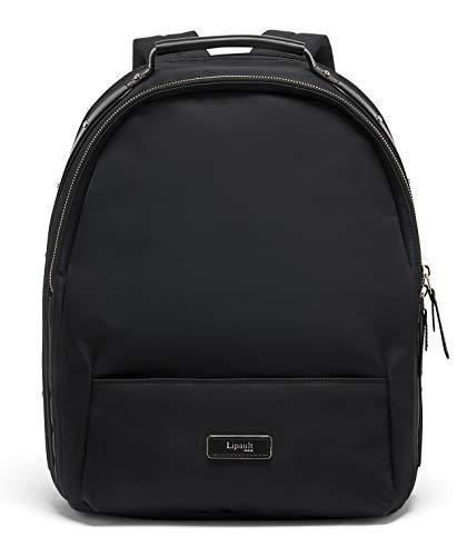 Lipault - Business Avenue Backpack - Large Shoulder Purse Bag for Women Black Size: L