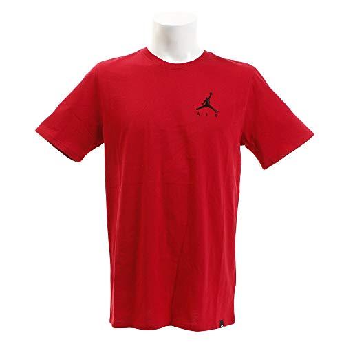 NIKE AH5296-687 M J Jumpman Air EMBRD tee T-Shirt Mens Gym Red/Black M