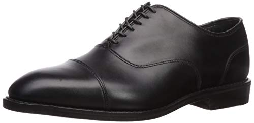 Allen Edmonds Men's Bond Street Oxford, Black Calf, 9.5