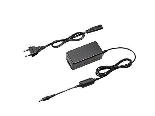 Panasonic LUMIX DMW-AC10E Netzadapter (geeignet für LUMIX Kameras wie DMC-FZ100 und FZ300 sowie LUMIX DMC-GH4) schwarz
