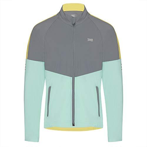 TAO Sportswear W´s Jacket ATTINA Steel/neo Mint 46