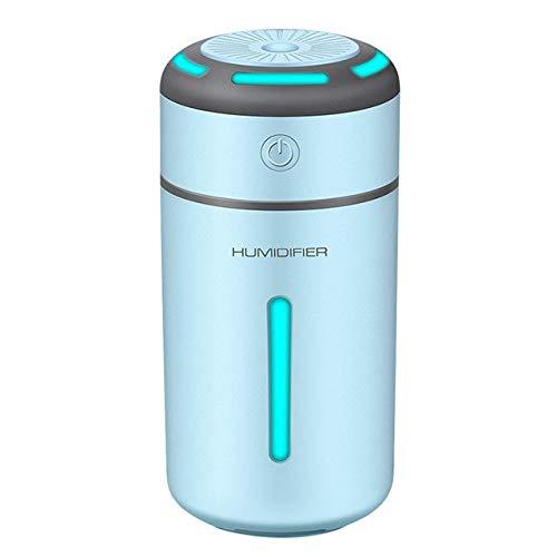 RAP Cup Mini Luchtbevochtiger Led Licht Aromatherapie Essentiële Olie Diffuser Luchtzuiverer Verfrisser Huishoudelijke Auto Spuitbus Verstuiver Luchtbevochtiger Aroma Diffuser Luchtbevochtigers Voor Thuis
