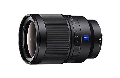 Sony Distagon T FE 35mm f/1.4 Zeiss | Vollformat, Weitwinkel-Objektiv mit Festbrennweite (SEL35F14Z)