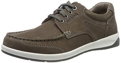 ARA Herren SIRO 1116104 Sneaker, Grau (Grey 15), 46 EU
