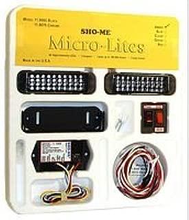 Able-2 Products Sho-Me Micro-Lite LED 2-Light Kit - White