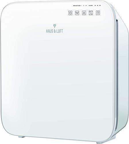 Hous & lucht HL-OP-10 luchtreiniger, 50 W, 3 liter, 50 decibel, ABS, 3 snelheden, wit