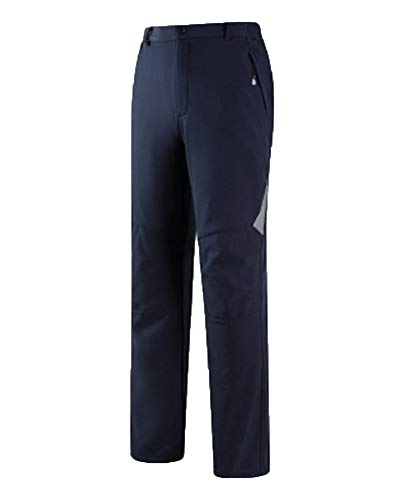 Unisex Pantalon Ski De A Prueba De Viento E Impermeable Esqui Decathlon Trekking Baratos Armada XL