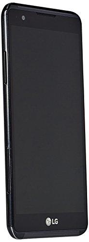 LG X Power Smartphone (13,5 cm (5,3 Zoll) Bildschirm, 16 GB Speicher, Android 6.0) titan