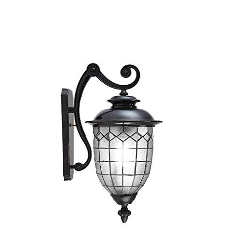 Wandlamp leeslamp Europese waterdichte LED deur buiten lamp om op te hangen aan de muur erf buiten terras Villa Retro hal balkon lamp lostgaming