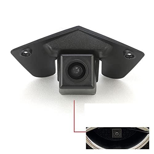 MeiKeL CCD HD Night Vision Vooraanzicht Camera Fit voor Benz Forward Logo Camera als Fit voor Benz Mercedes Vito Viano A B C E G GL SLK GLK SL-klasse