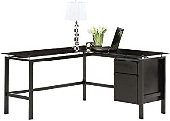 Realspace Lake Point 56 Inch W L-Shaped Desk