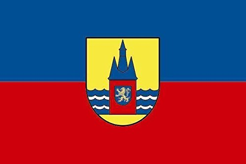 U24 Fahne Flagge Wangerooge Bootsflagge Premiumqualität 50 x 75 cm