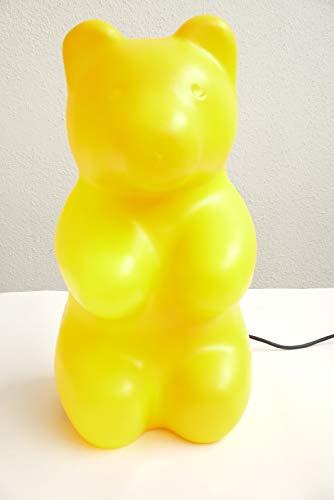 LED Tischleuchte Tischlampe Gummibär 54Y Dekorationsleuchte Dekorationslampe Nachttisch-Leuchte Nachttisch-Lampe