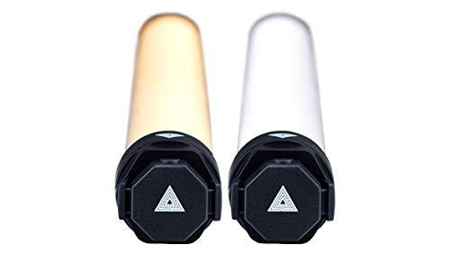 Quasar Science Q-50X Crossfade Linear 50W Bi-Color LED Lamp, 4'