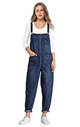 Soojun Women's Casual Bib Overall Review
