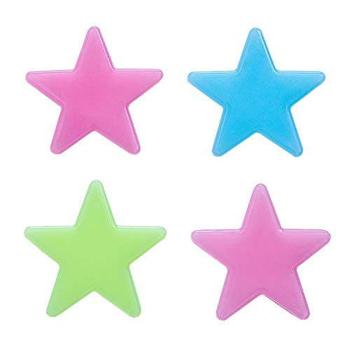 Mr. M 200 PCS Glow in The Dark Stars for Ceiling, Glow in The Dark Stars, Wall Stickers, Boxed Set with Adhesive Putty. Sky Shining Decoration Perfect for Kids Bedroom. Starry Sky Kids Bedroom